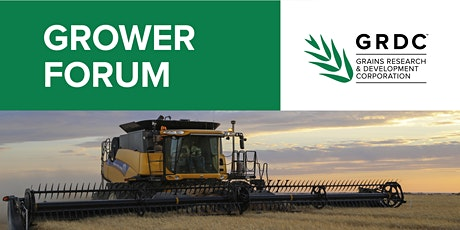 GRDC Grower Forum - Hadspen, Tasmania tickets