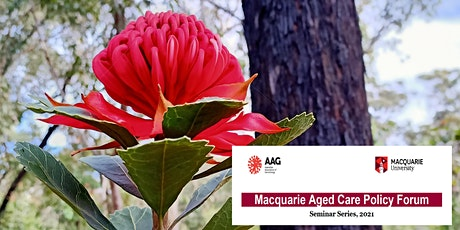 The Aged Care Workforce tickets