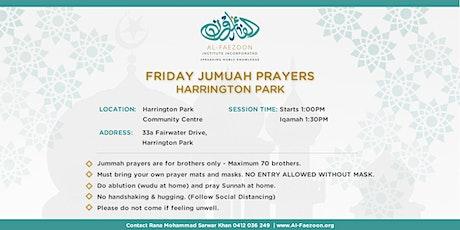 Friday Jumu'ah Prayer at Harrington Park Community Centre, NSW 2567 tickets