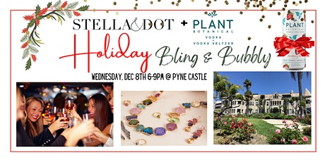 Holiday Bling & Bubbly @ Pyne Castle tickets
