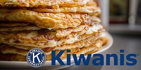 Coshocton Kiwanis Club's 2021 Pancake Day tickets