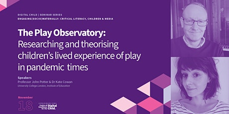 The Play Observatory tickets