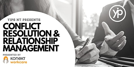 Conflict Resolution & Relationship Management tickets