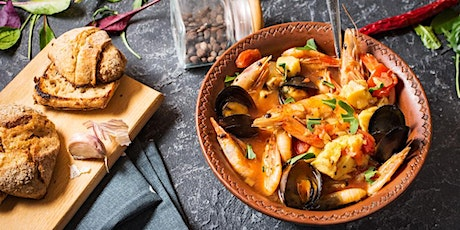 Mediterranean Low Carb - Cooking Class tickets
