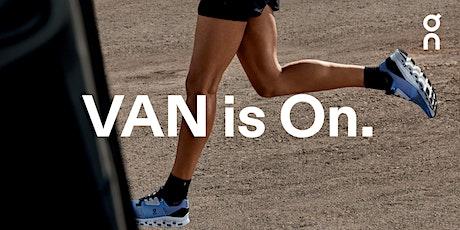 ON | COMMUNITY RUN VAN tickets