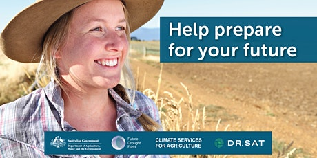 Climate Information to Support Future Farming Practices (WA session) tickets