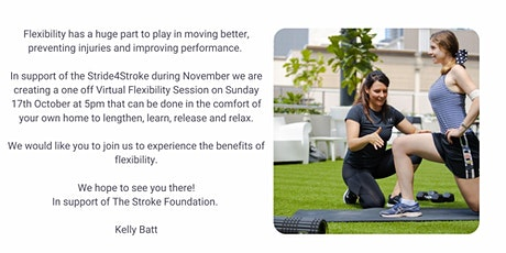 KBHF Flexibility Fundraiser tickets
