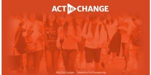 #ActToChange Live Event: Los Angeles