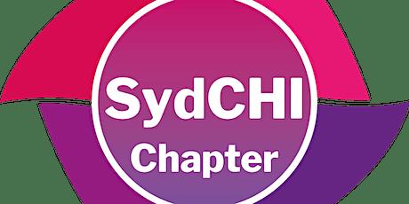 SydCHI Talk by Prof. Judy Kay tickets