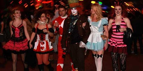 THE W HOLLYWOOD HOTEL - ROOFTOP / TOWER OF TERROR - HALLOWEEN PARTY tickets