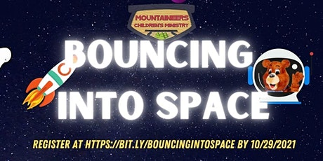 Bouncing into Space tickets