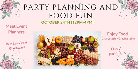 Event Planning and Food Fun tickets
