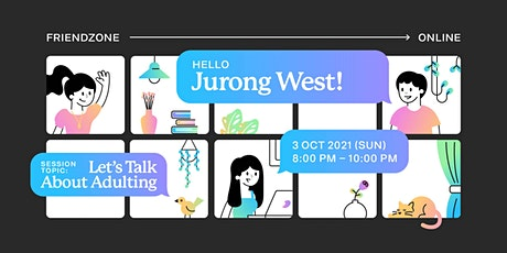 Friendzone Jurong West: Let's Talk about Parenting tickets
