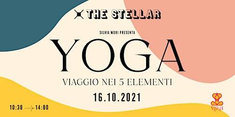 Yoga: viaggio nei 5 elementi biglietti