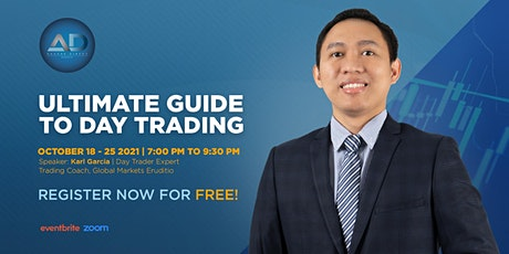 Ultimate Guide to Day-Trading: Day 5-  The Pragmatics of Day Trading tickets
