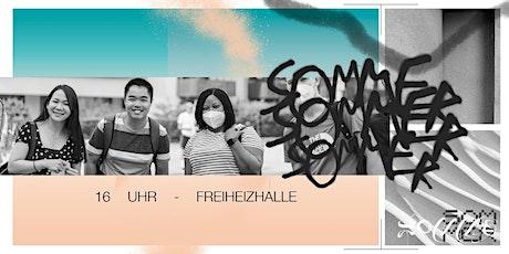 HILLSONG MÜNCHEN - MICRO CHURCH - FREIHEIZHALLE - 16:00 Uhr // 17.10.2021 Tickets