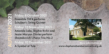 Shostakovitch Piano Trio tickets