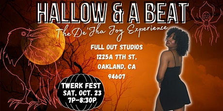Hallow and A Beat Dance Workshops tickets