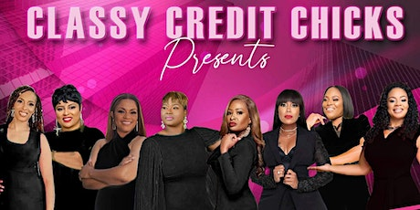 Power of Credit Wealth Talk  - Classy Credit Chick Edition tickets