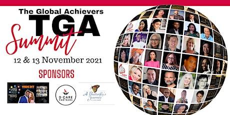 2021 TGA Summit tickets