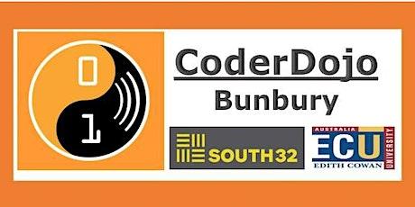 CoderDojo Bunbury Term 4 2021Registration tickets