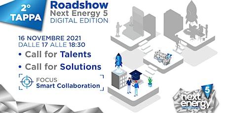 Roadshow Digitale di Next Energy 5   2* Tappa biglietti