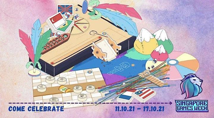 Singapore Games Week (SGW) 2021 image