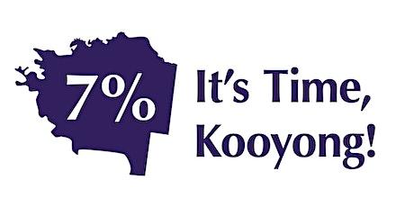 It's Time, Kooyong! tickets
