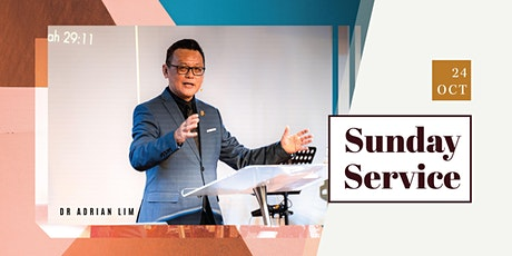 Covenant Vision Christian Church Sunday Service - 24 October 2021 tickets