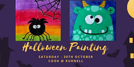 Halloween Painting Party at Cook @ Kurnell tickets