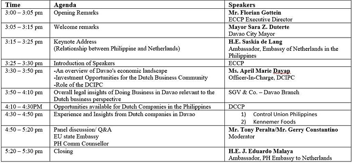 Webinar: NOW (New Opportunities Waiting) in Davao City image
