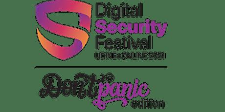 Digital Security Festival 2021 biglietti