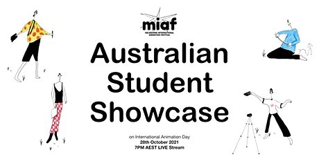Premiere Night: MIAF Student showcase for International Animation Day! tickets