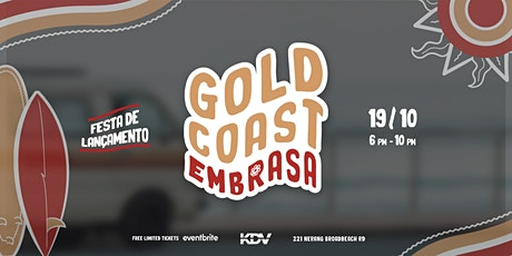Live Show Túlio // Lançamento de Gold Coast Embrasa + DJ Glazer tickets