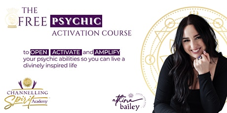 Free Psychic Activation Course tickets