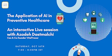 The Application of Artificial Intelligence in Preventive HealthCare tickets