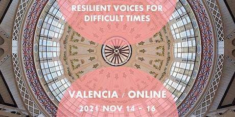 Conferencia PRISMA 2021 – Resilient Voices for Difficult Times entradas