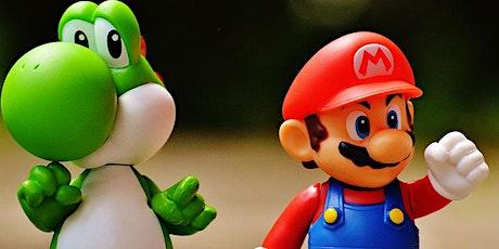 Gameplay con Victorlaszlo88: Super Mario, dal videogioco al film tickets