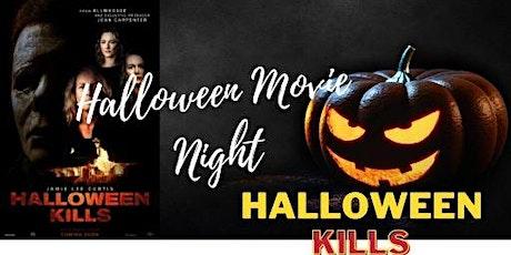 Movie Night - Halloween Kills tickets