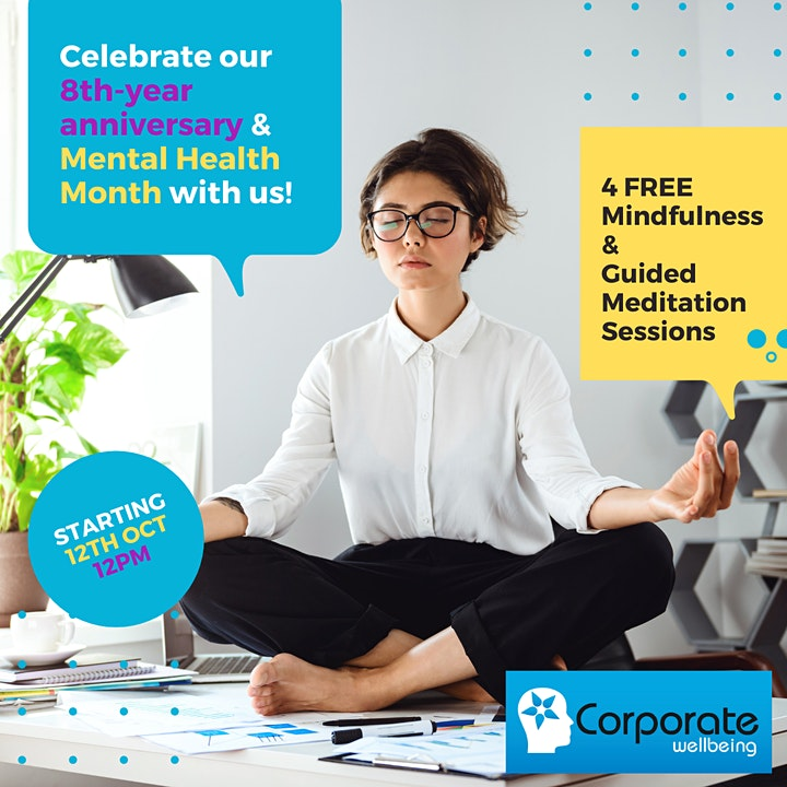 Free Guided Meditation & Mindfulness Session image
