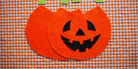Make your own Trick or Treat bag tickets