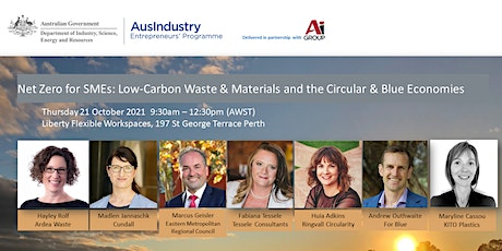 Low Carbon Waste & Materials and the Circular Economy tickets