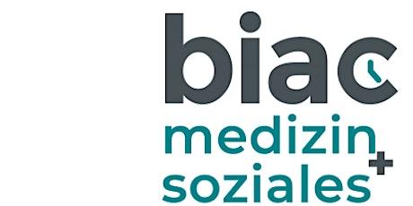 Speed-Jobdating: biac Personalservice GmbH Medizin und Soziales Tickets