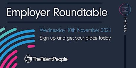 November Employer Roundtable tickets