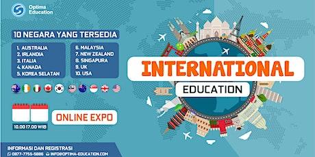 Virtual International Education Expo 2021 tickets