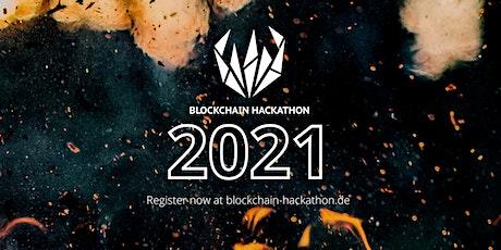 Blockchain Hackathon 2021 entradas