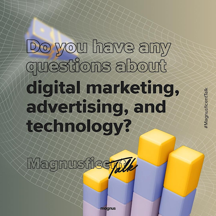 Digital Marketing, Advertising and Technology Hour with Magnus image
