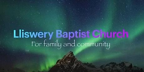 Lliswerry Baptist Afternoon Church Service tickets