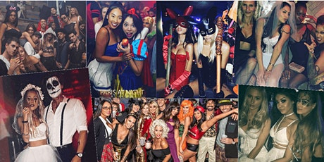 Circus Monster Ball presented by Paris at Night- Halloween Party at Poppy tickets