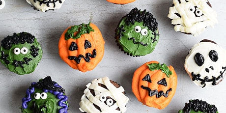 Make your own Halloween Cakes and Spooky Smoothie tickets